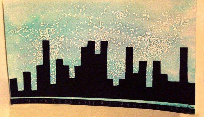 Pi skyline