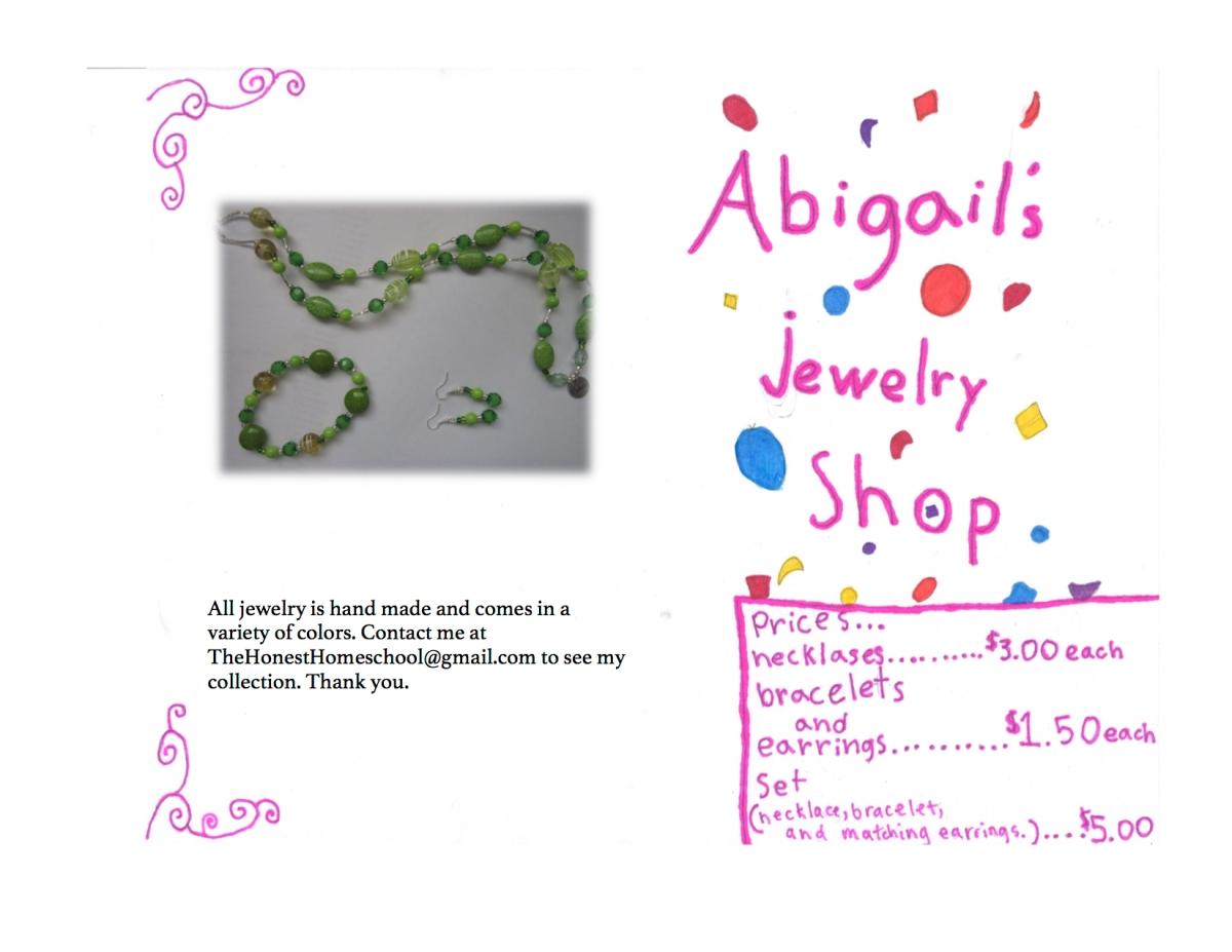 Abigail's Jewelry Shop