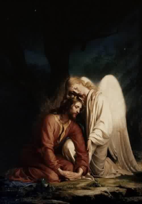 Carl Bloch Gethsemane